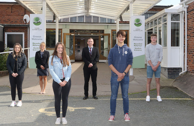 The 'Head' pupils announced