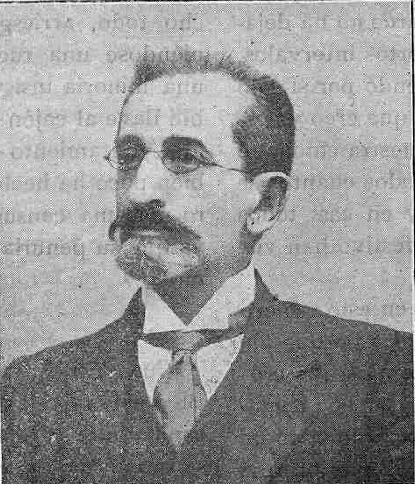 1930) Abogado, periodista y