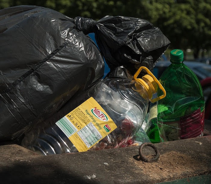 £200 fine for resident caught fly-tipping