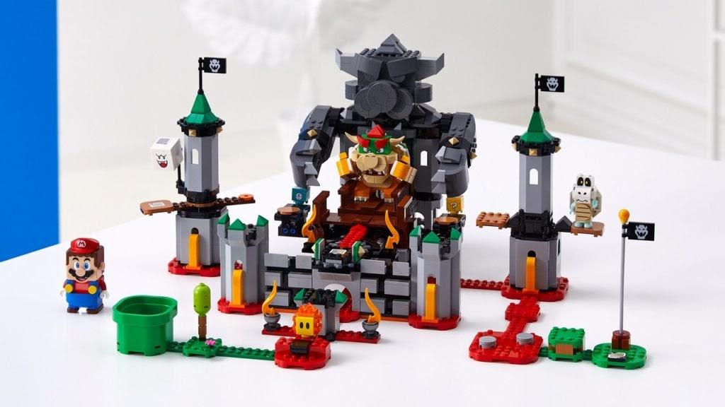 レゴ®スーパーマリオ けっせんクッパ城!チャレンジ