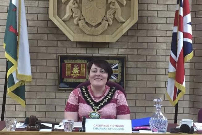 Council chair to continue for a few months