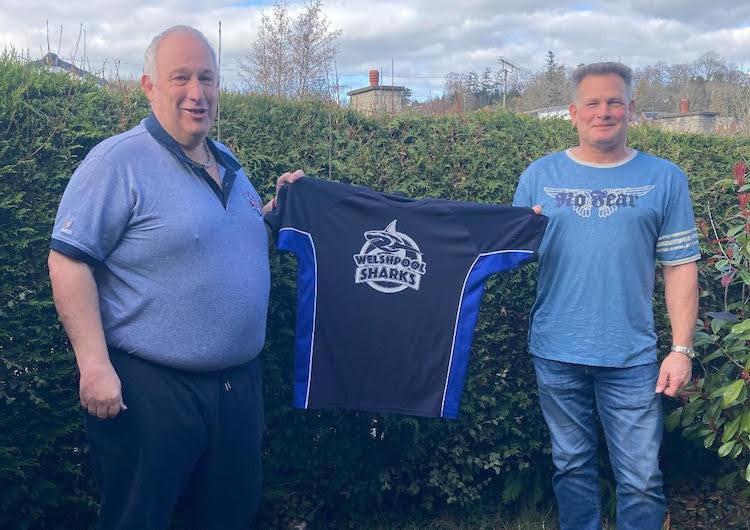 New Head Coach for Welshpool Sharks