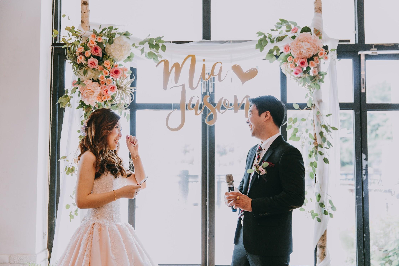 小型婚禮-淡水LA villa婚宴