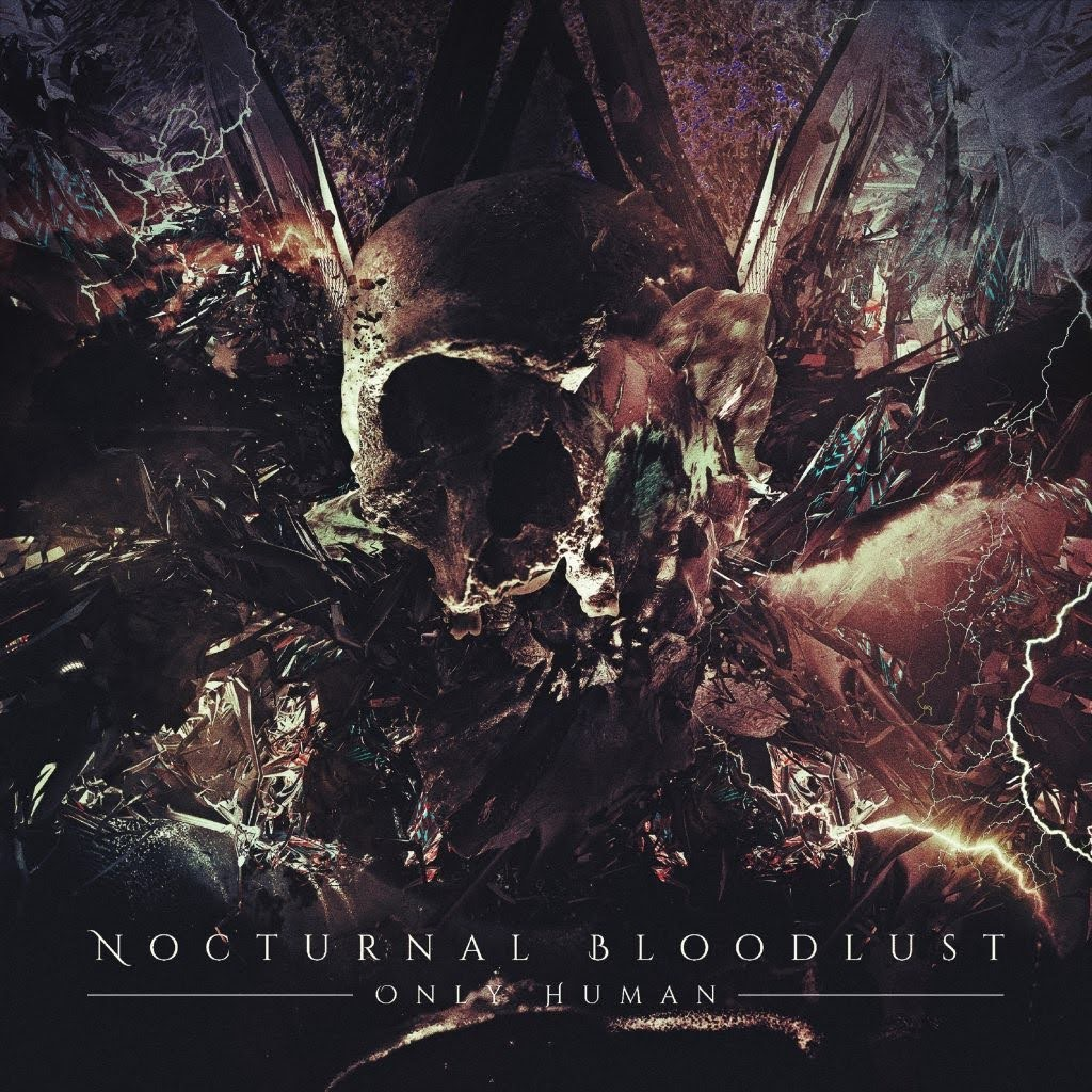NOCTURNAL BLOODLUST 新單〈ONLY HUMAN〉發行 向樂迷喊話:「Don't forget we're one.」