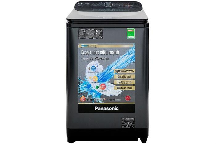 Máy giặt Máy giặt Panasonic Inverter 10.5 Kg NA-FD10VR1BV