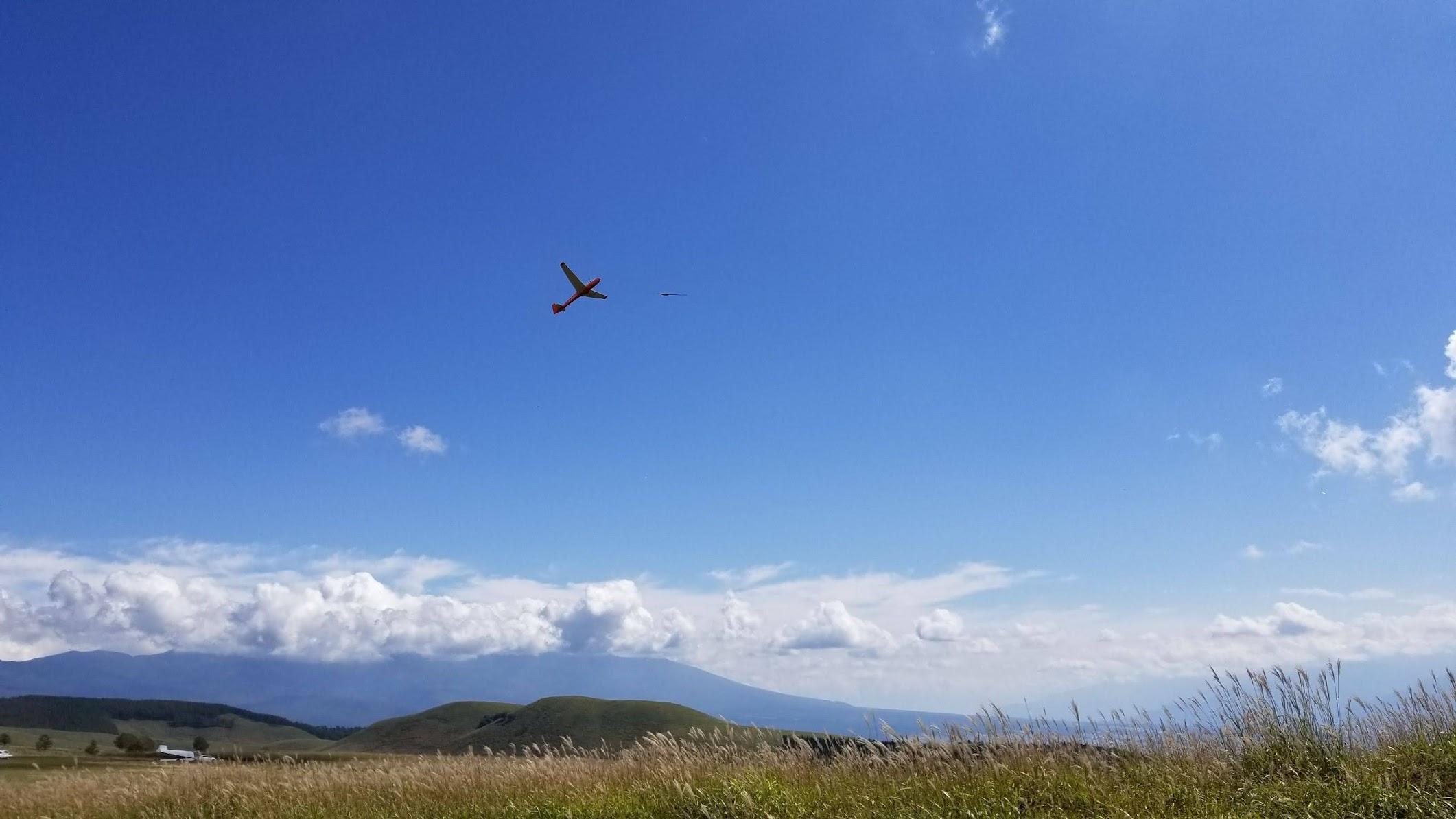霧ヶ峰グライダー