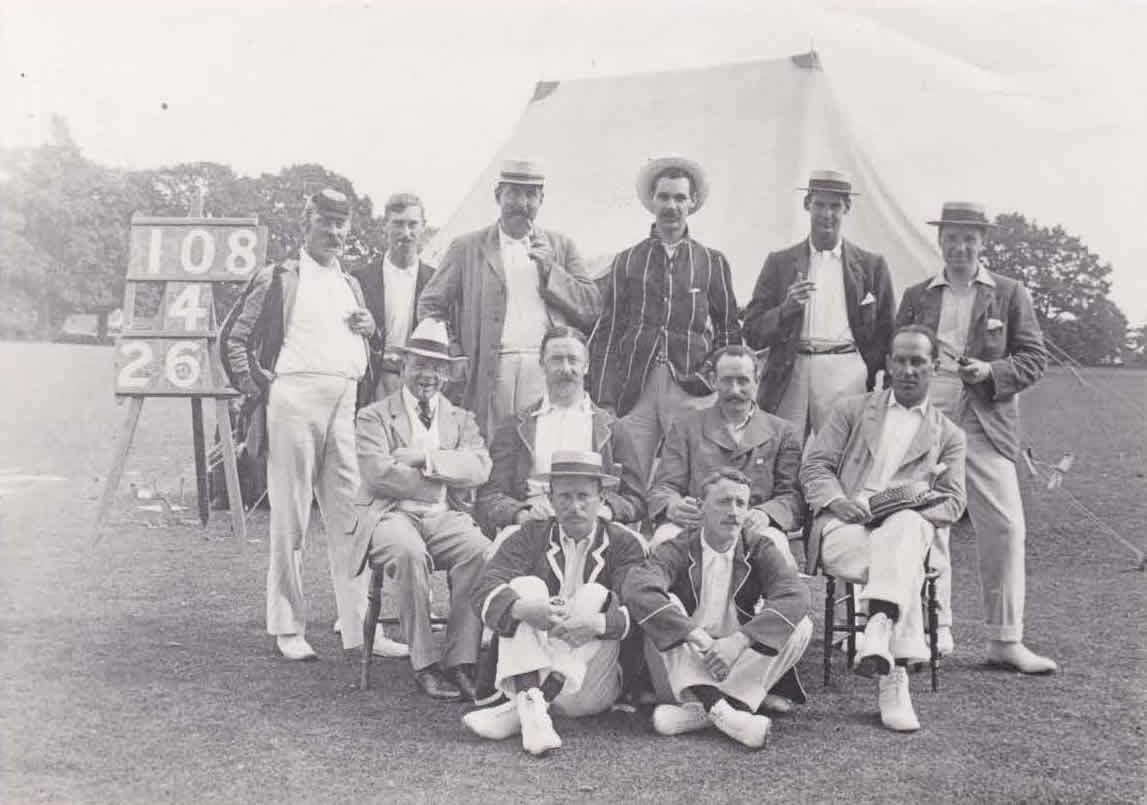Tenterden Cricket Week 1901