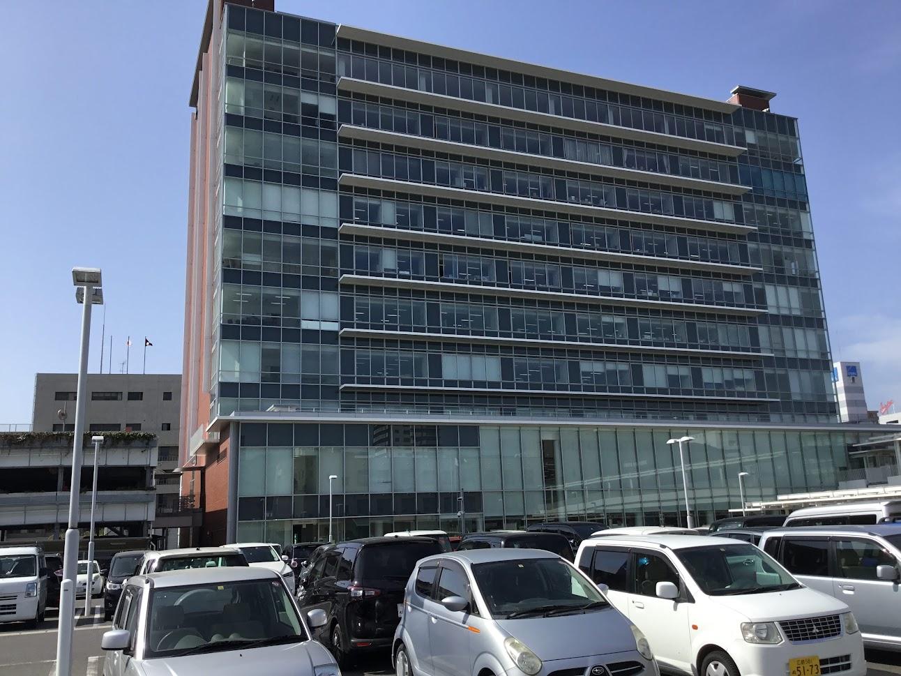 東広島市役所10階レストラン・カフェGaLLeria-Aliceの日替わりランチが食べたかった!