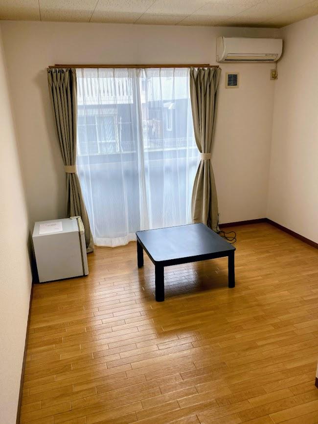 集合寮の部屋