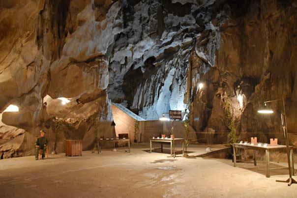 Hospital Cave, Cat Ba