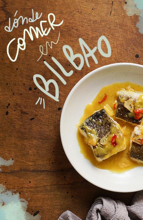 restaurantes donde comer en Bilbao