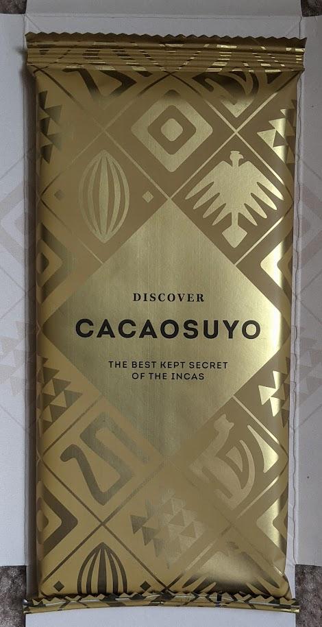 70% cacaosuyo bar