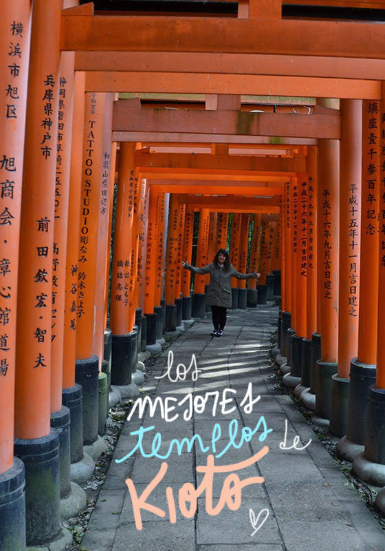 mejores templos de Kioto