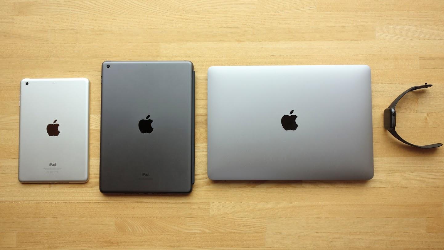 MacBook Air 2020 レビュー 他のスペースグレイの比較