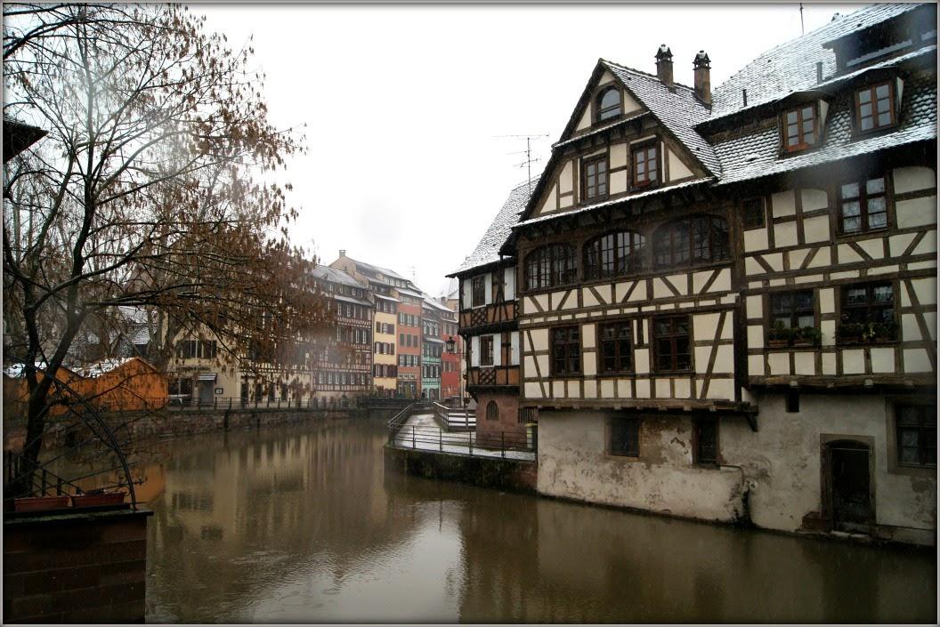 Воспоминания о рождественском Эльзасе: Страсбург, Кольмар...