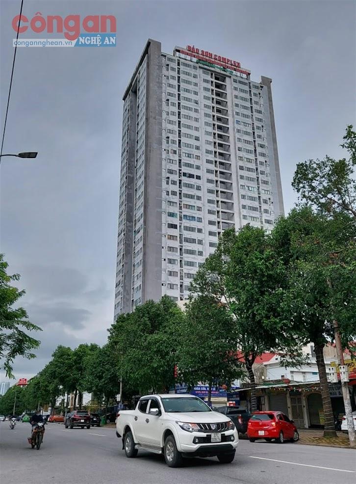 Chung cư Bảo Sơn Complex nhiều lần bị người dân                 phản ứng vì vi phạm hợp đồng