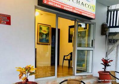 Reseccion Hotel Chacon Manglaralto Ecuador