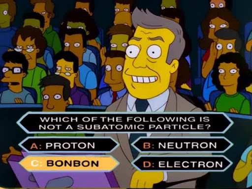 Los Simpsons 12x13 El día de la muerte de la comedia