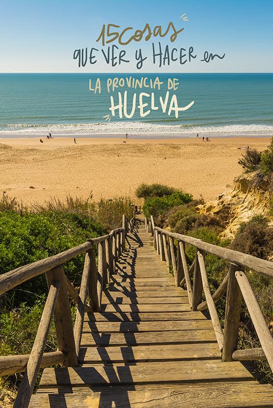 que ver y hacer en Huelva Provincia