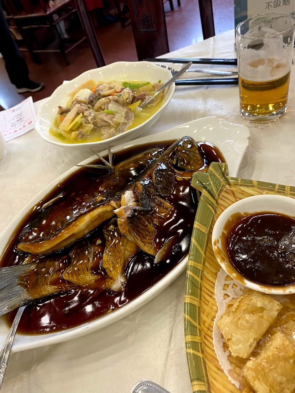 炸响铃、杭三鲜、西湖醋鱼