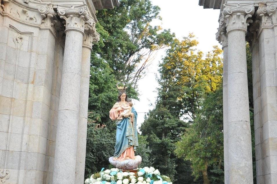 Festas de Nossa Senhora dos Remédios decorre em moldes diferentes, por causa da pandemia (c/vídeo)
