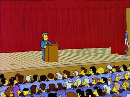 Los Simpsons 6x08 Lisa y los deportes
