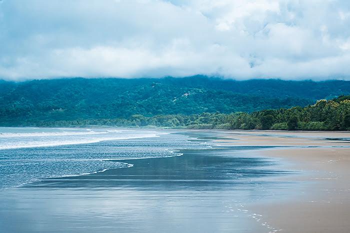 Parcul Național Marina Ballena, Costa Rica
