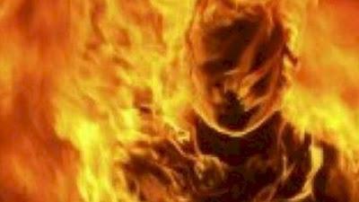 Wanita ini Tewas Dibakar Mantan Suami, Korban Sempat Sajikan Kopi untuk Pelaku