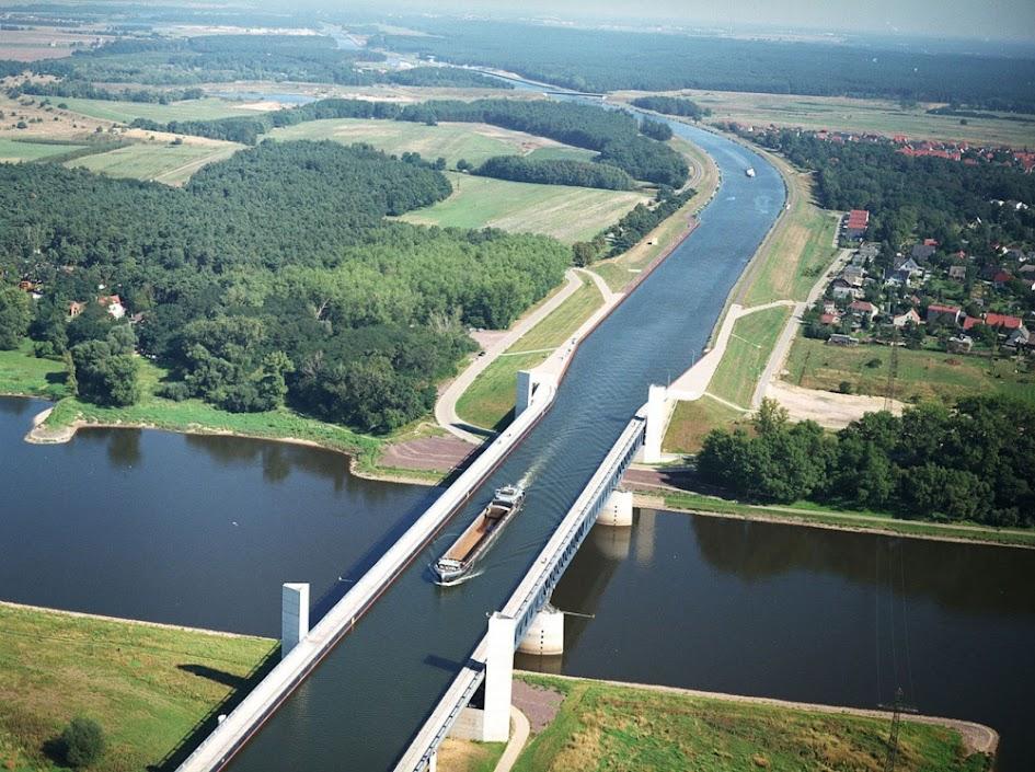 Ponte Aquífera de Magdeburgo