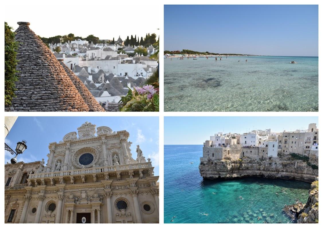 que ver y hacer en Puglia