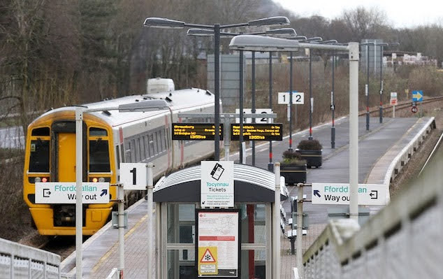 No plans for a new station in Welshpool