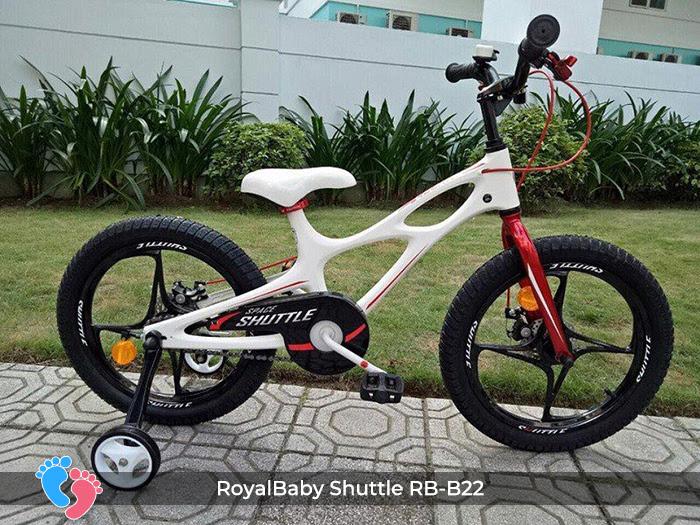 Xe đạp trẻ em Royal Baby Shuttle RB-B22 3