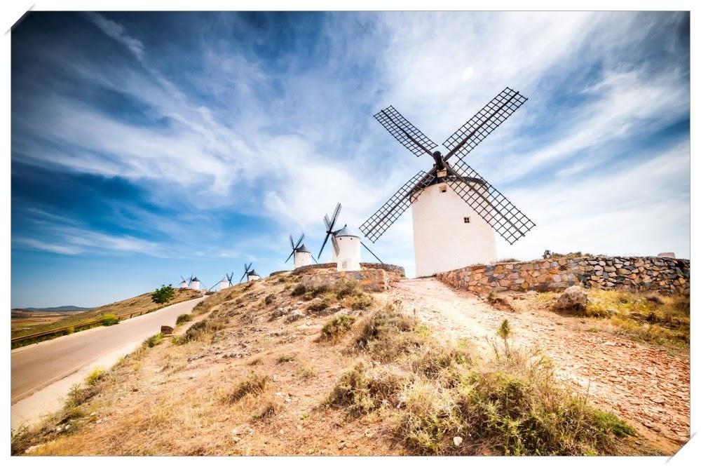 La Mancha de Dom Quixote