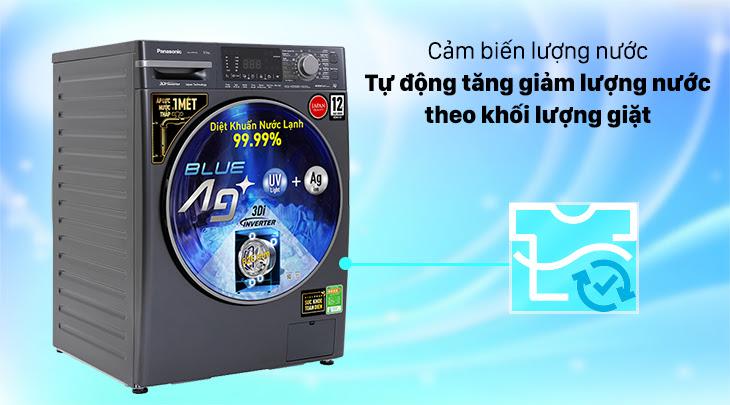 Động cơ 3Di Inverter trên máy giặt Panasonic cho hiệu quả giặt giũ vượt trội