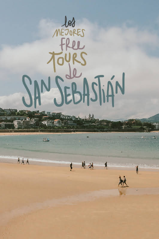 free tours San Sebastián