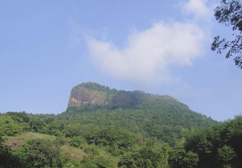 Bible Rock (Bathalegala)