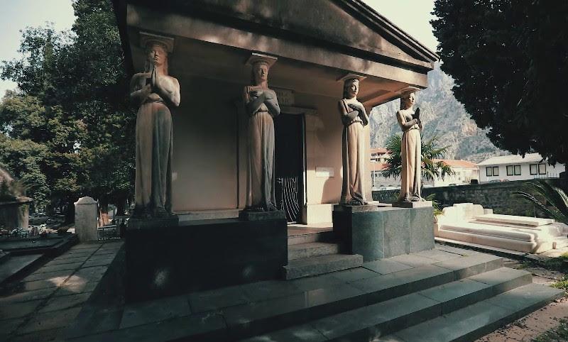 City Cemetery Škaljari