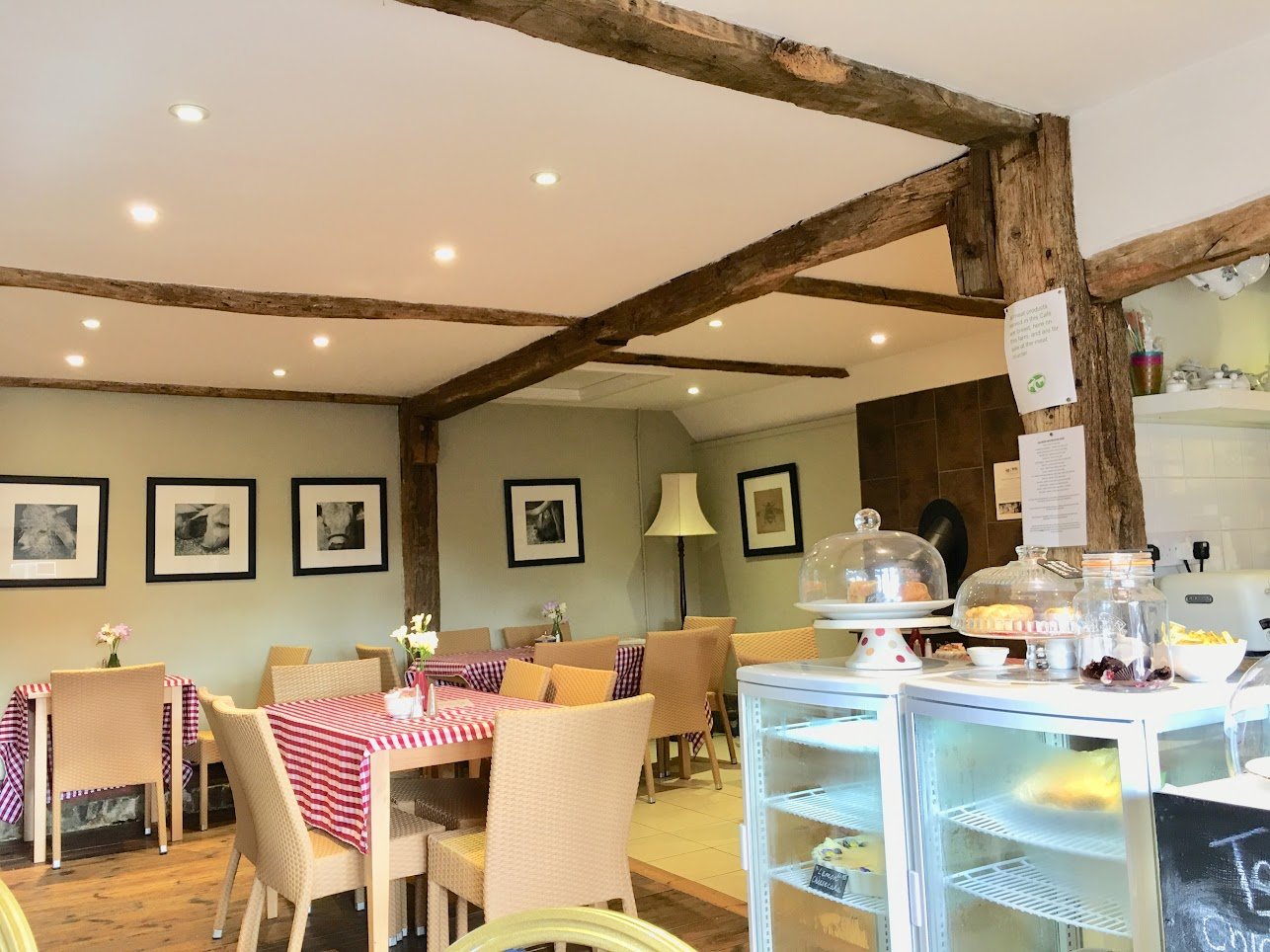 Silcocks Farmshop Cafe and Butchers, St Michaels Tenterden