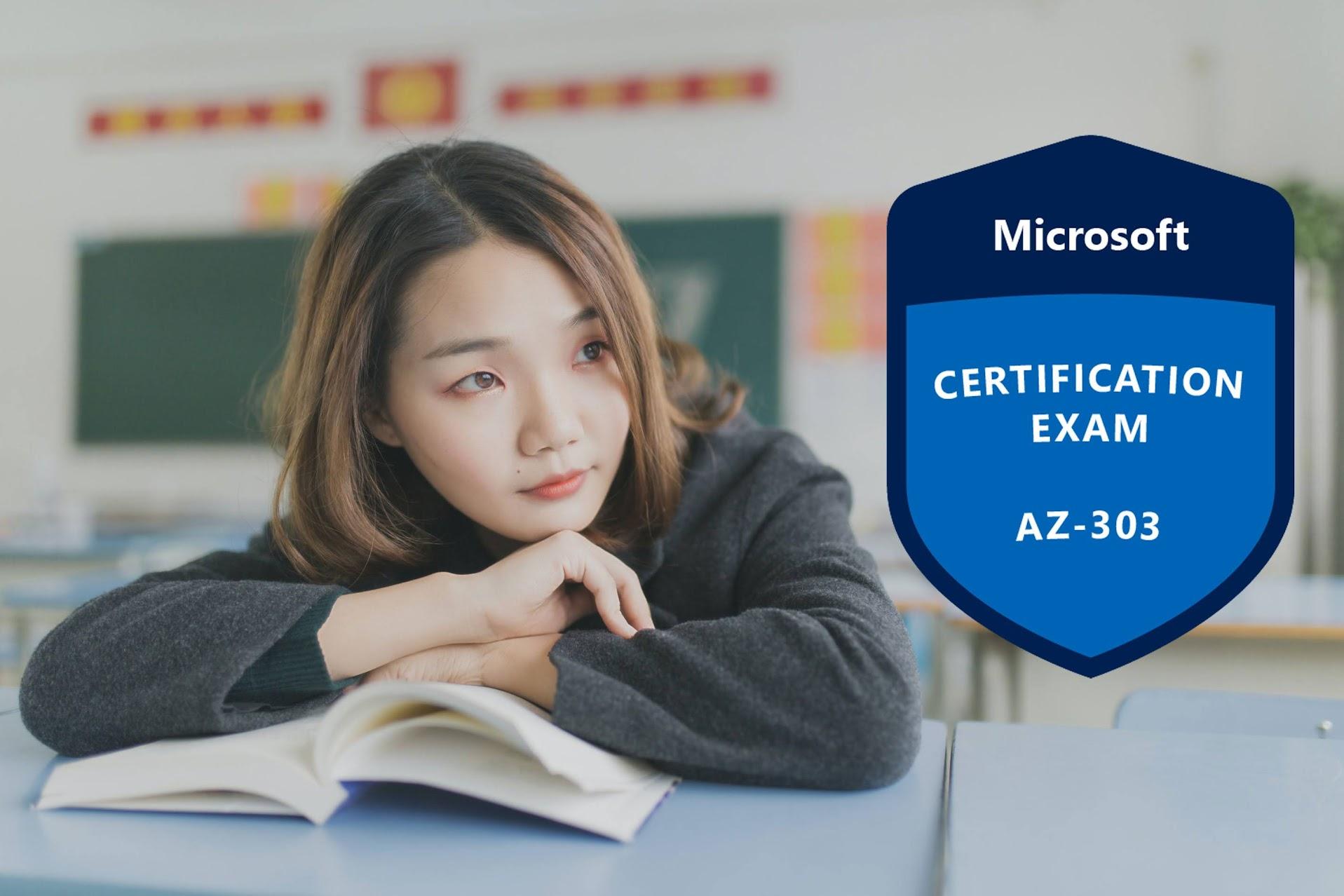 AZ-303 Microsoft Azure Architect Technologies Exam Questions and Answers