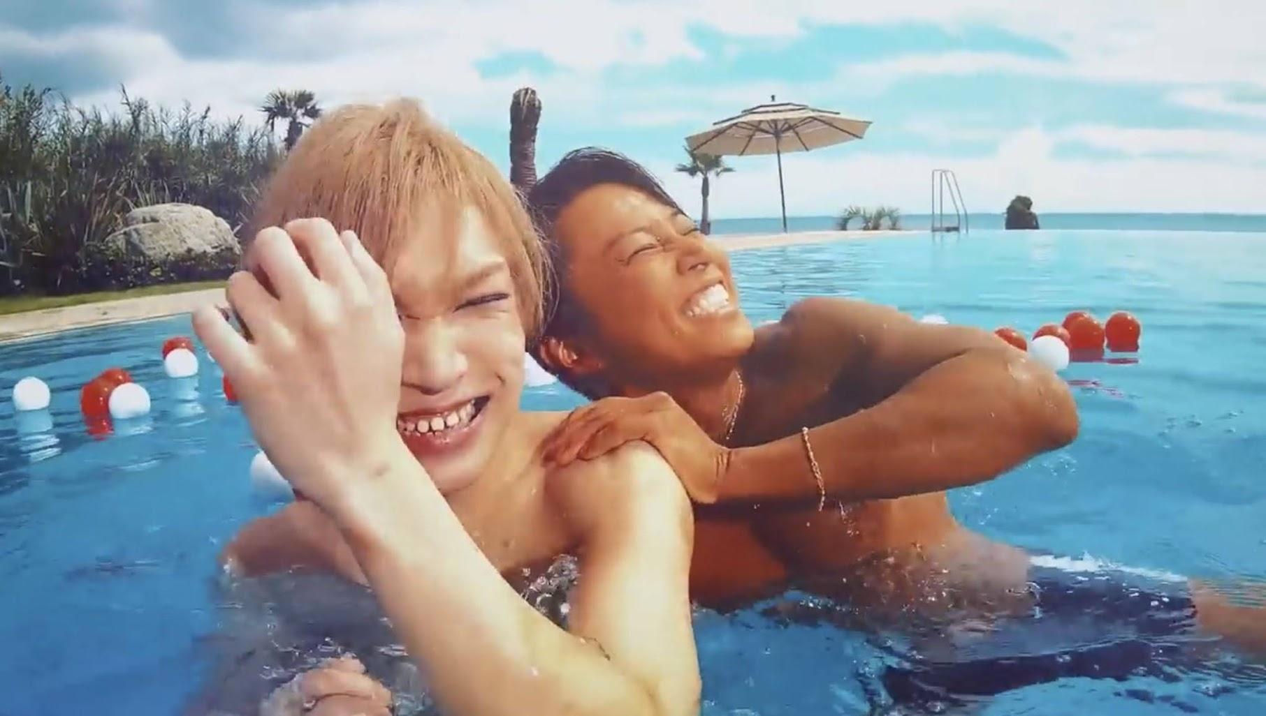 西川貴教 和 鬼龍院翔 聯手演唱《 精靈寶可夢  ( 神奇寶貝 )》主題曲 MV卻穿繃帶裝、大跳〈女々しくて〉?!