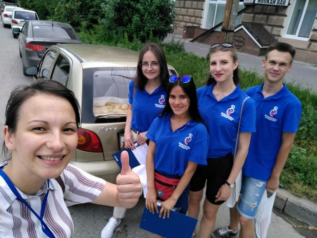 Акция волонтёров культуры «Мобильный абонемент» набирает популярность