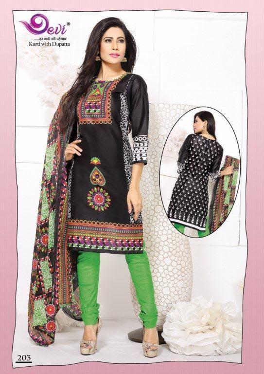 Devi Shaya Unstitch Kurtis Catalog Lowest Price