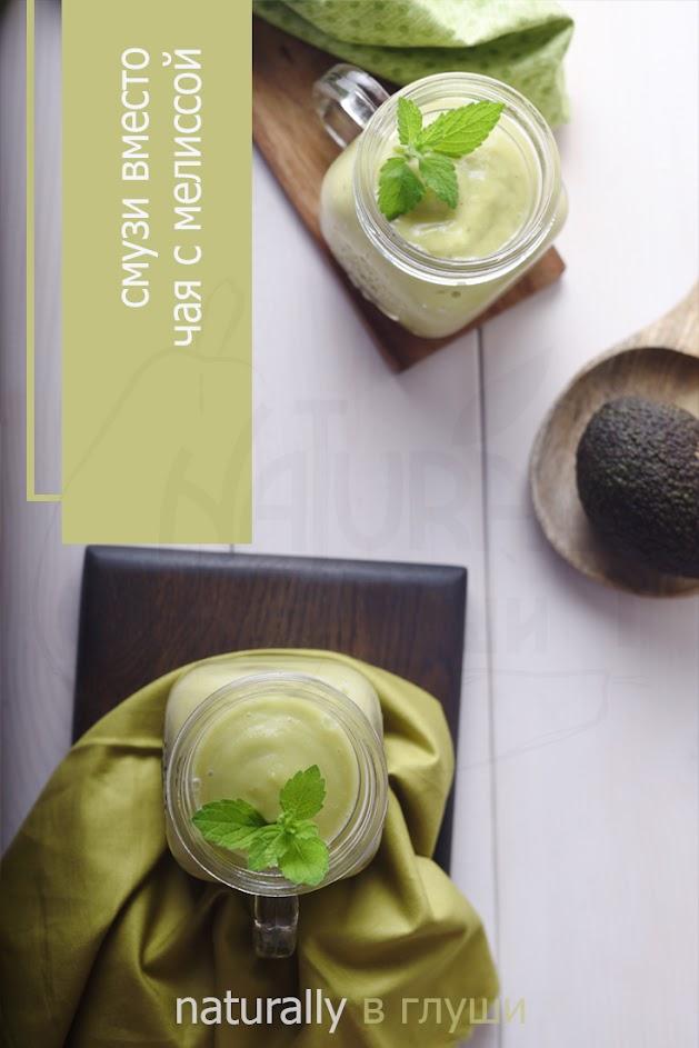 Что пить вместо чая с мелиссой   Блог Naturally в глуши