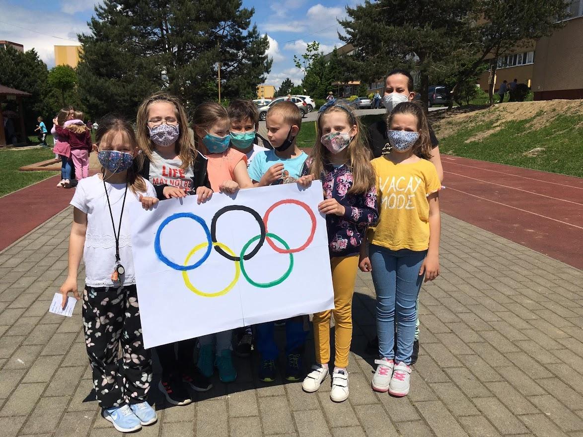 Letná olympiáda v ŠKD