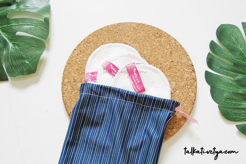 produk zero waste reusable cotton pad pengganti kapas
