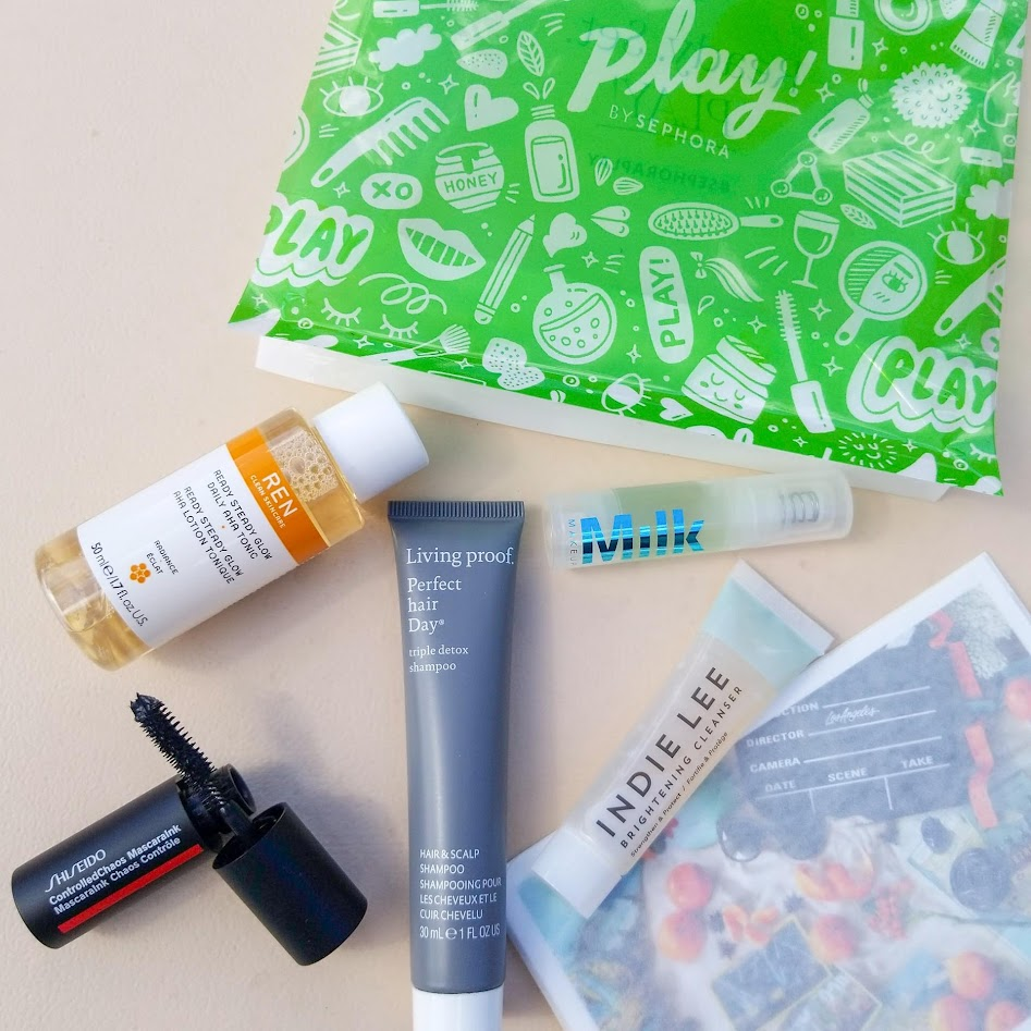 Sephora Play July 2019