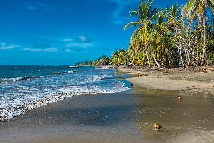 plaja Manzanillo, Costa Rica