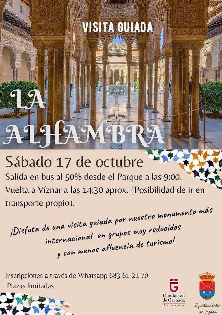 Alhambra Viznar 2020