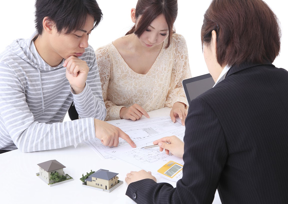 I-AREAシリーズ・施工例01(戸建住宅)