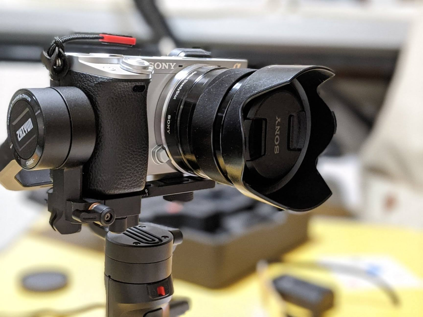 「Zhiyun-Tech Crane M2」とSONY α6400で深谷グリーンパークを撮影(テスト動画)